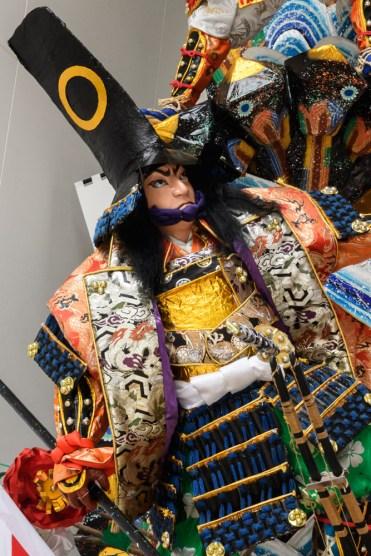 櫛田神社・飾り山笠見送りの写真