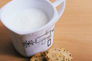 ホットミルクの効果