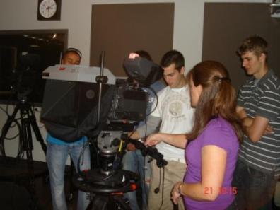 Humber Radio Broadcasting, Multimedia Course