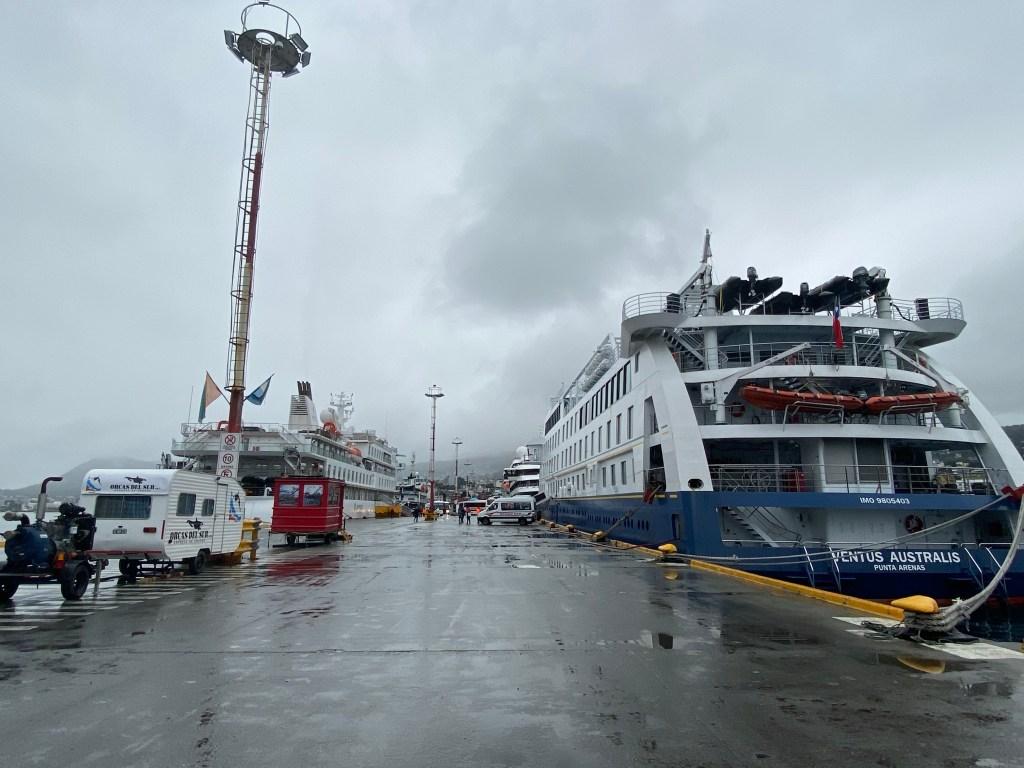 [花花世界旅行趣]終於夢想之地。南極。船 – 花花世界旅行趣