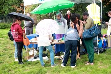 Community art workshops