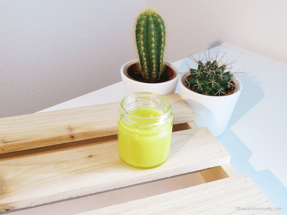 DIY : faire son beurre de mangue
