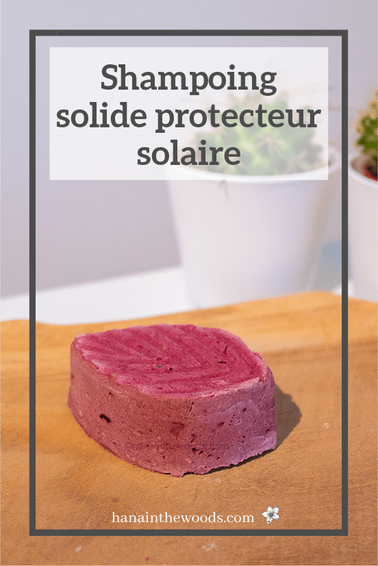 Shampoing protecteur solaire