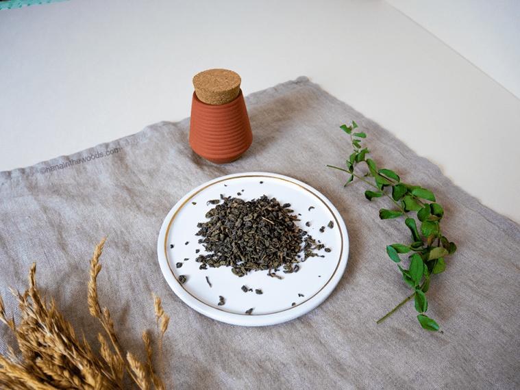 La beauté grâce au thé vert