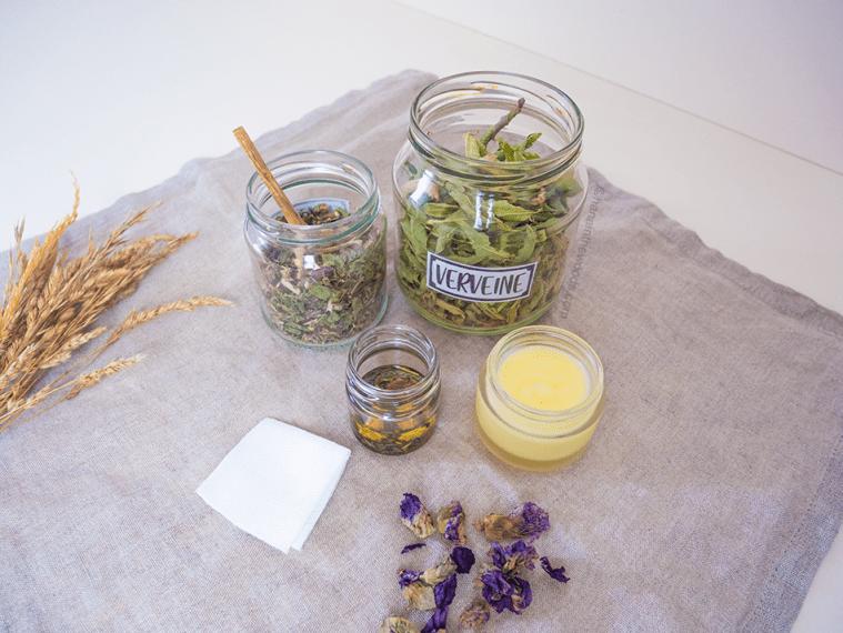 Transformer les plantes en soins