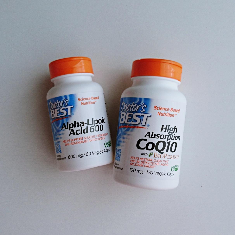 アルファリポ酸 コエンザイム