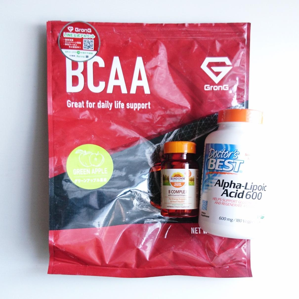 BCAA α-リポ酸