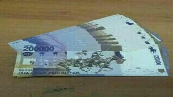 Benar Atau Tidak Ada Uang Rupiah Pecahan 200 Ribu?
