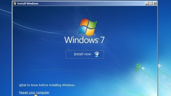 Cara Memperbaiki Komputer Windows Boot Manager