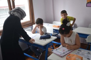 Turkish language Teacher
