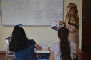 Arabic Language Tutoring with Ms. Laila