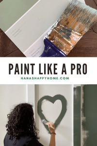 Learn how to paint like a pro