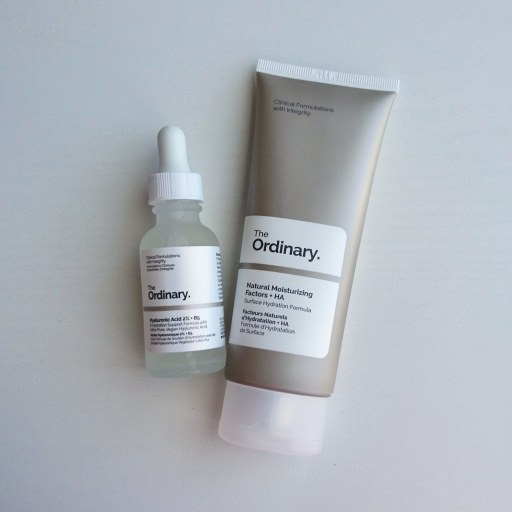 Hyaluronic Acid 2% + B5  Natural Moisturizing Factors + HA  The Ordinary
