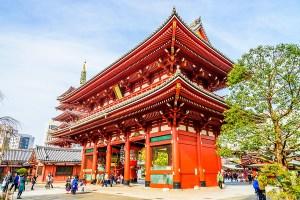 Tokyo Sensoji Asakusa (HNT)