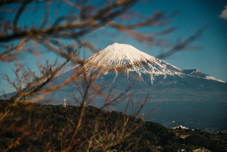 Mt Fuji (Summer)