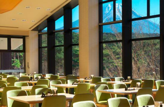 Motosu View Hotel 6