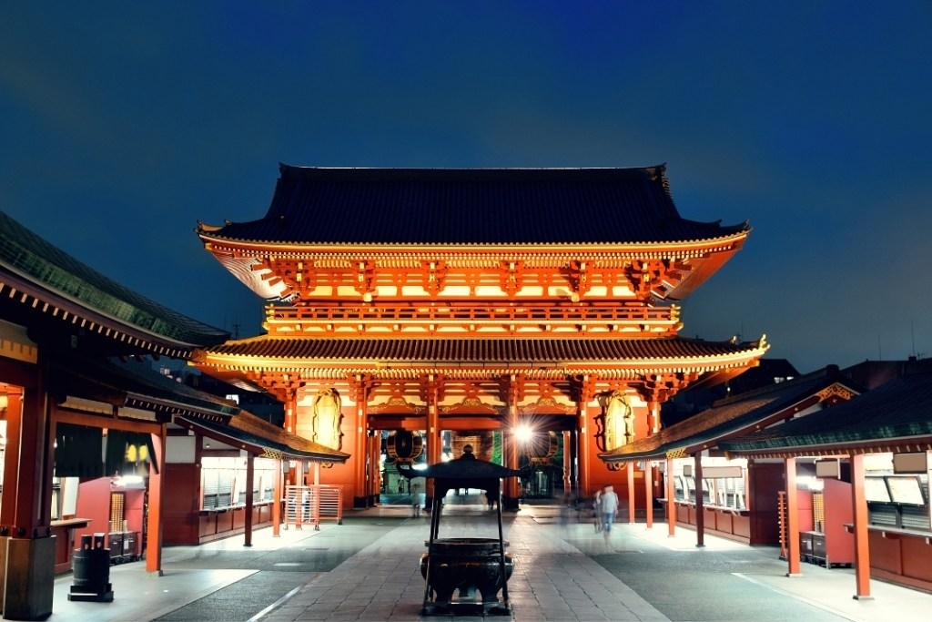 Tokyo Temple (Canva)