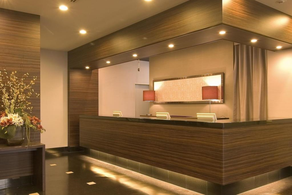 Dormy Inn Sendai Ekimae Lobby (3.2)