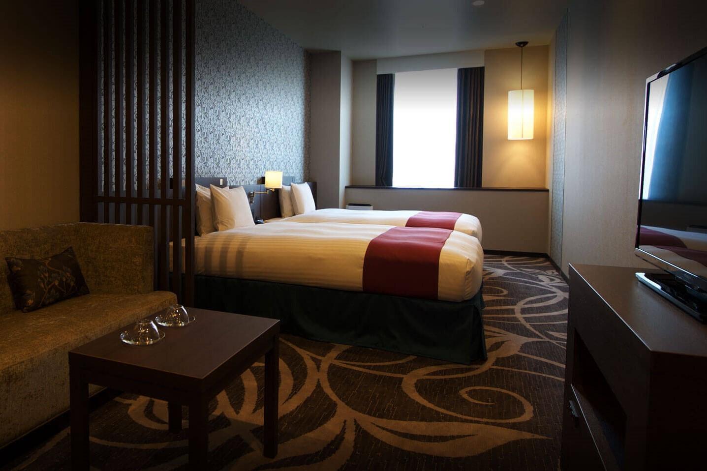 Quintessa Hotel Osaka Bay 3