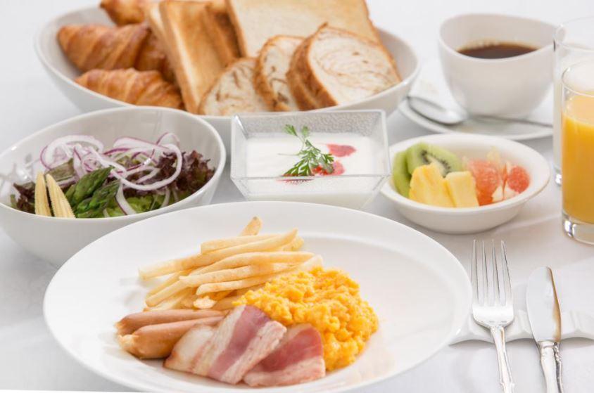 Breakfast 1 Nagoya Sakae Tokyu Rei Hotel (booking)