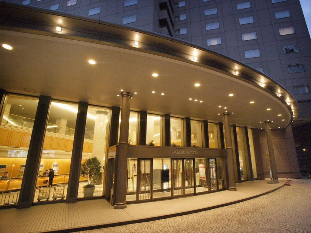 Exterior 2 Sapporo Excel Hotel Tokyu (Tomaru)