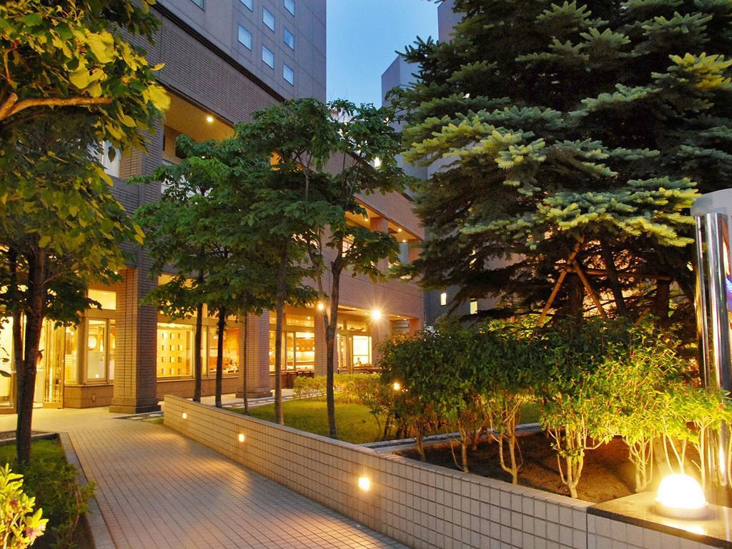 Exterior 3 Sapporo Excel Hotel Tokyu (Tomaru)
