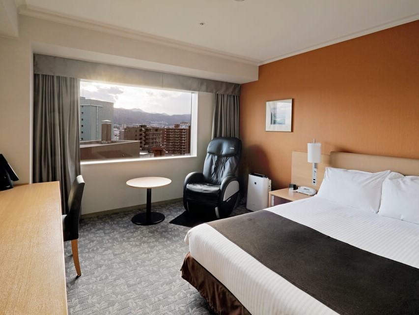 Standard Single Sapporo Excel Hotel Tokyu (4..3)
