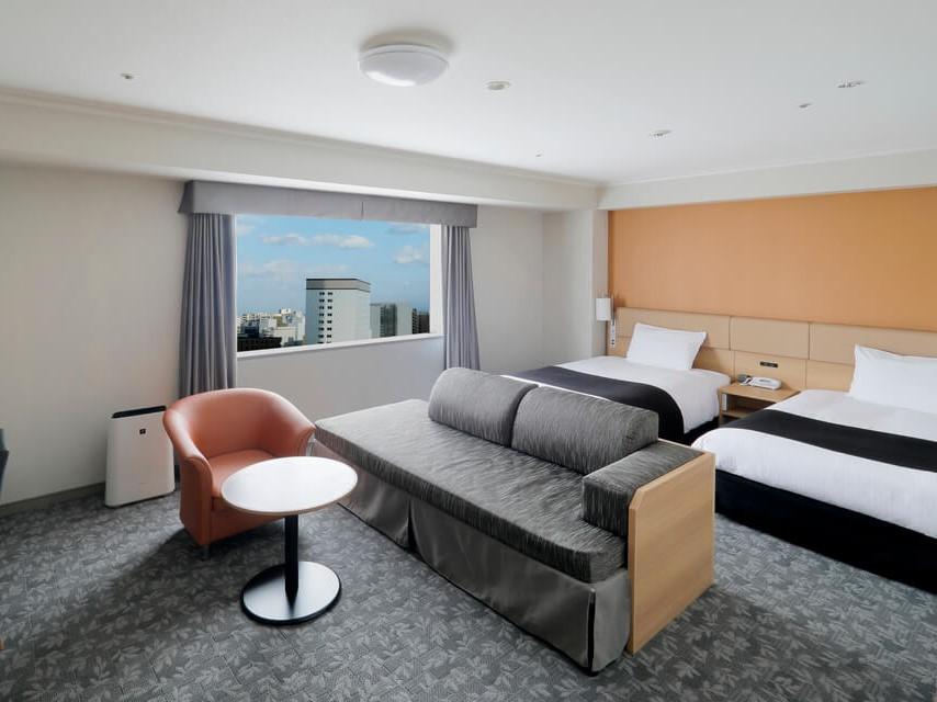Standard Triple Sapporo Excel Hotel Tokyu (4.3)