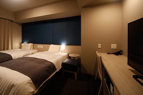 TWN ROOM Dormy Inn Miyazaki (3.2)