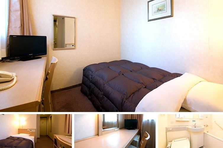 Washington Hotel Plaza Hida Takayama (WEB) Single Room