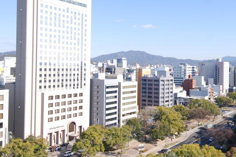 Exterior 5 Mitsui Garden Hotel Hiroshima