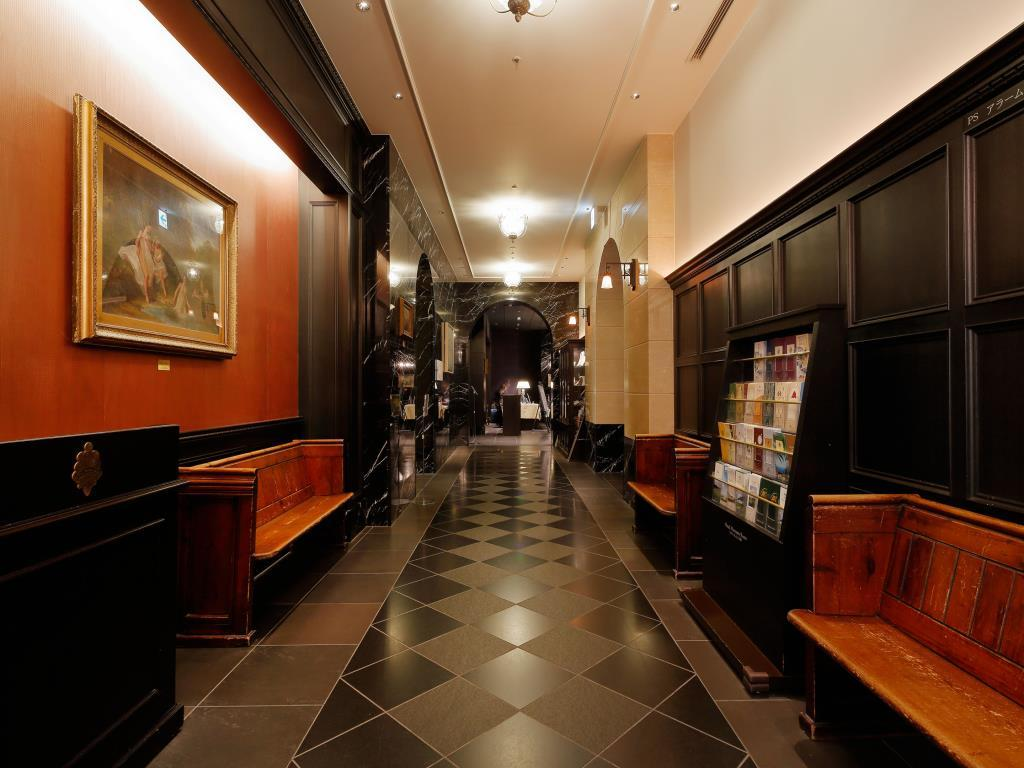 Lobby Hotel Monterey Kyoto (Tomaru)
