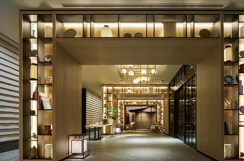 Mitsui Garden Hotel Fukuoka Gion - INTERIOR 3 (O)