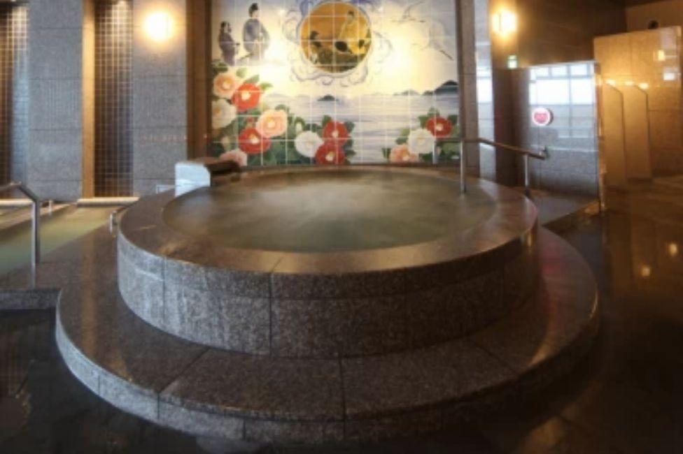 Dogo Prince Hotel- ONSEN (O)