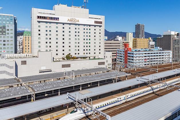 Hotel Associa Shizuoka-EXTERIOR (O) (3.2)