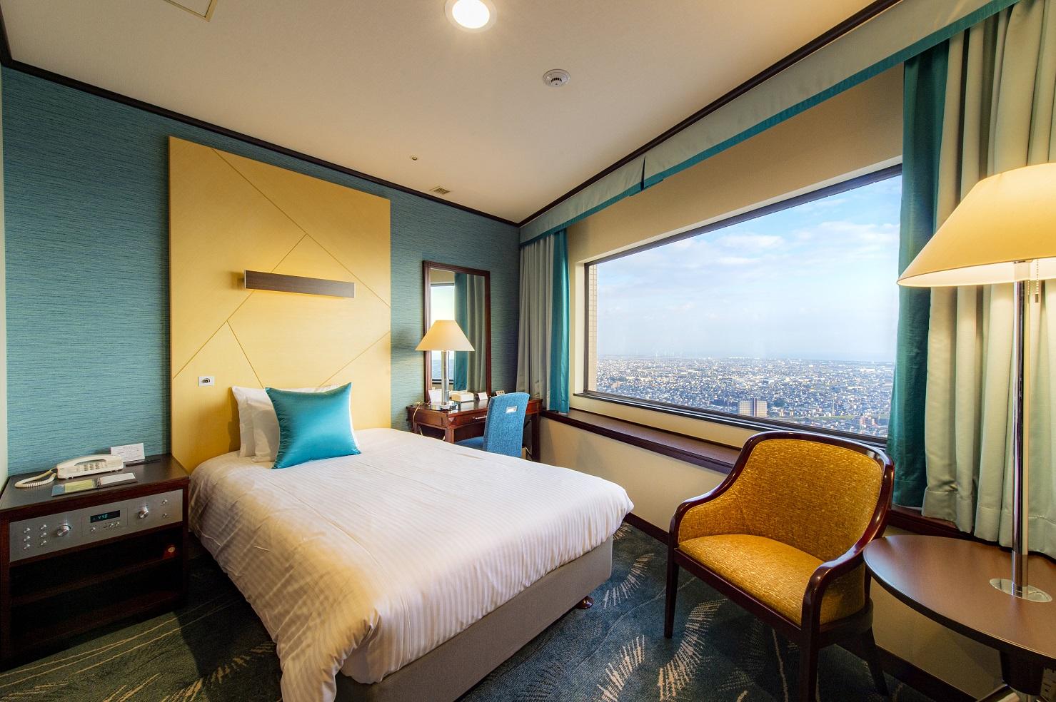 Okura Act City Hotel Hamamatsu-Single Room (O)