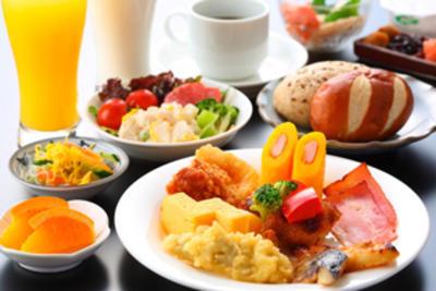 Route Inn Grantia Dazaifu (O) Breakfast