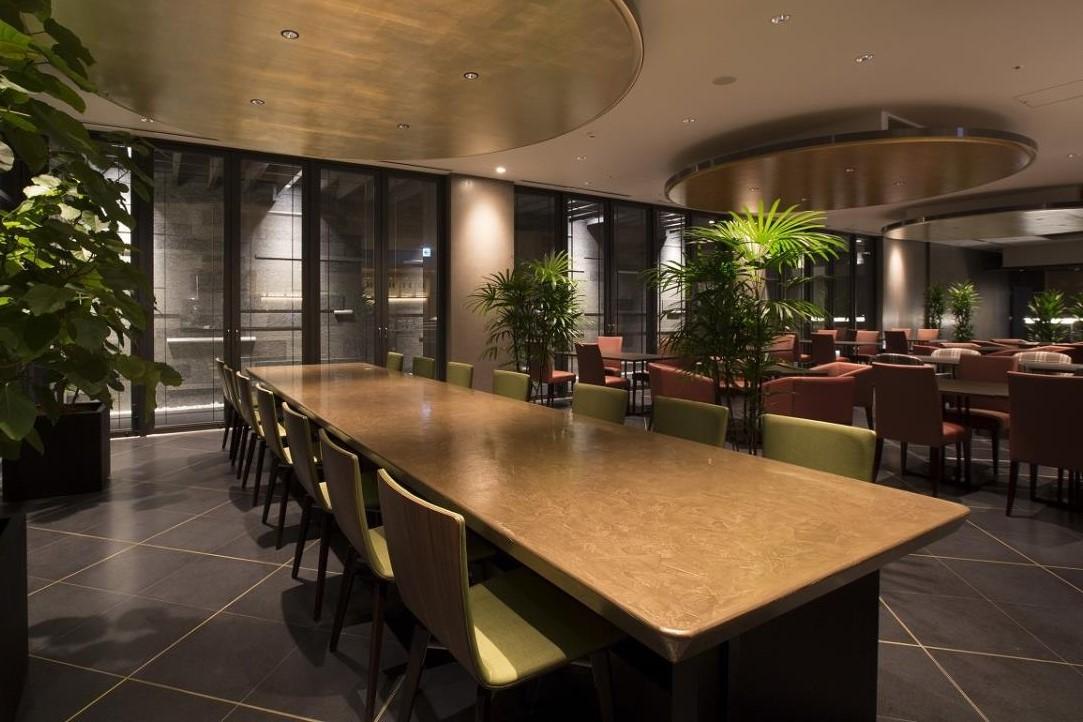 Urban Hotel Kyoto Nijo Premium-restaurant 2 (O) (3.2)