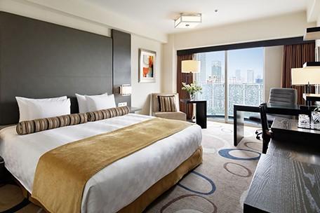 Grand Prince Hotel New Takanawa Club King With Balcony Room (O)