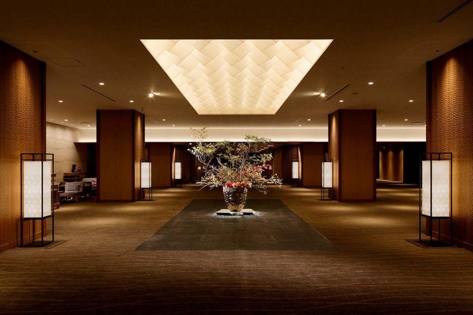 Grand Prince Hotel Takanawa-Lobby (O)