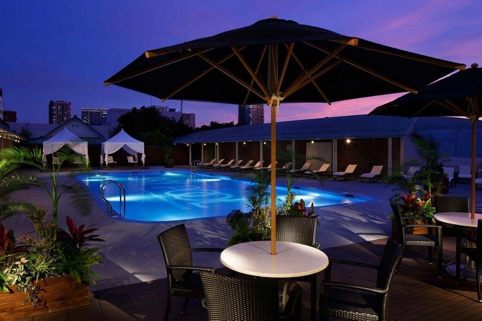 Grand Prince Hotel Takanawa-Pool (O)
