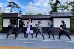 Shinobi No Sato Ninja Village (O) Ninja Show 5