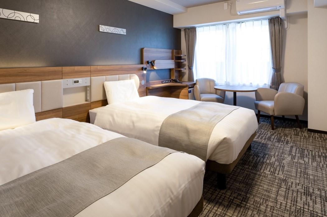 Comfort Hotel Shin Osaka (O) Standard Twin Room