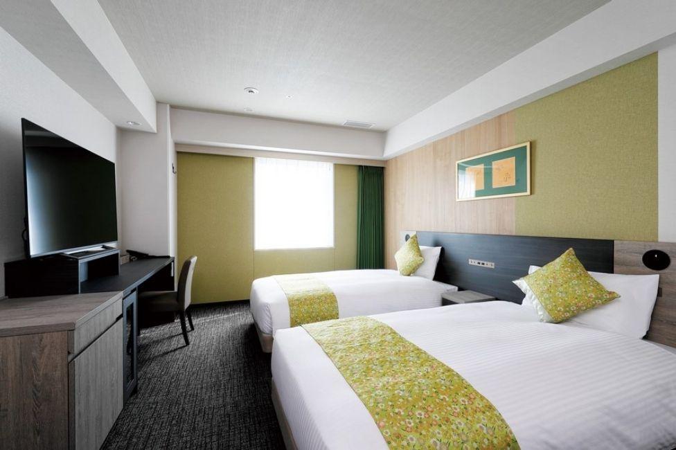 Daiwa Royal Hotel D-Premium Nara - TWN (O)