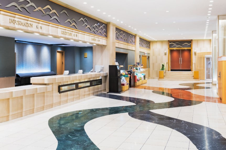 Hotel New Hankyu Kyoto (O) 2
