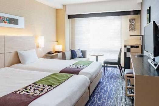 Hotel New Hankyu Kyoto (O) Moderate Twin