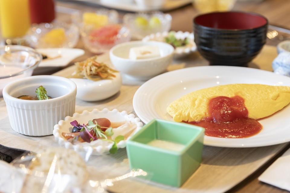 Breakfast 2 - Hotel Monterey La Frere Osaka (Official)