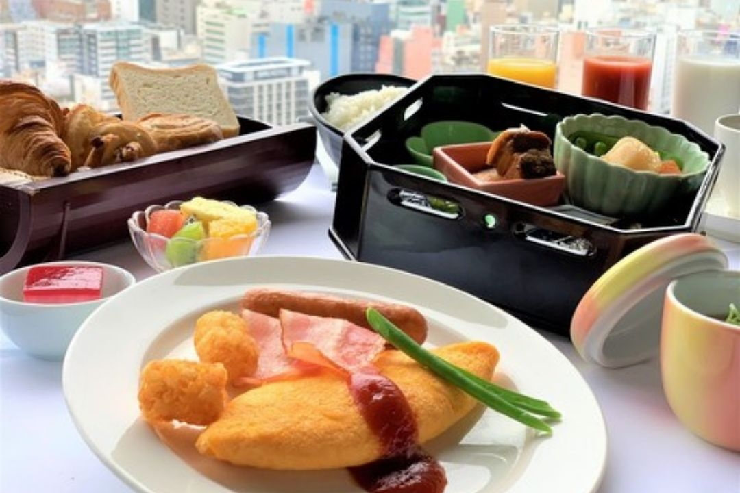 Breakfast - Hotel Monterey Grasmere Osaka (Official)
