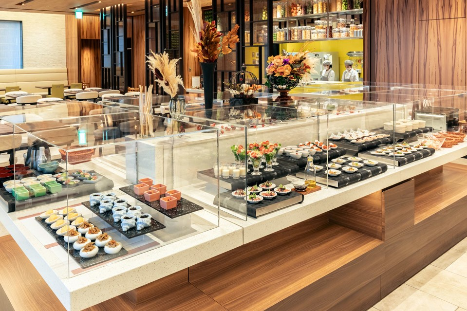 Breakfast - Hotel Monterey La Frere Osaka (Official)