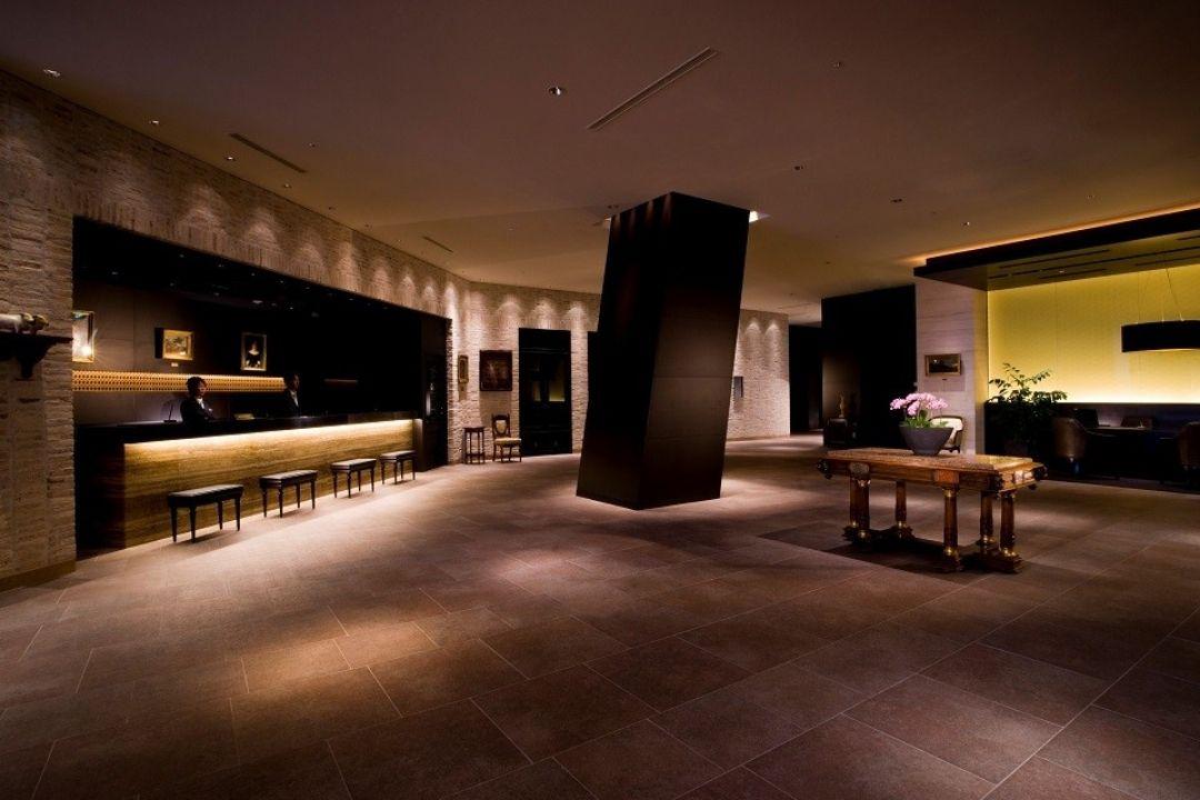 Lobby 2 - Hotel Monterey Grasmere Osaka (Official)